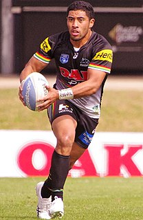 Sione Katoa (rugby league, born 1995) Tongan rugby league footballer