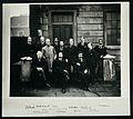Sir Edward Albert Sharpey-Shafer and his staff at University Wellcome V0027640.jpg