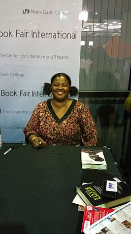 Sister Souljah, Miami Book Fair, 2015.jpg