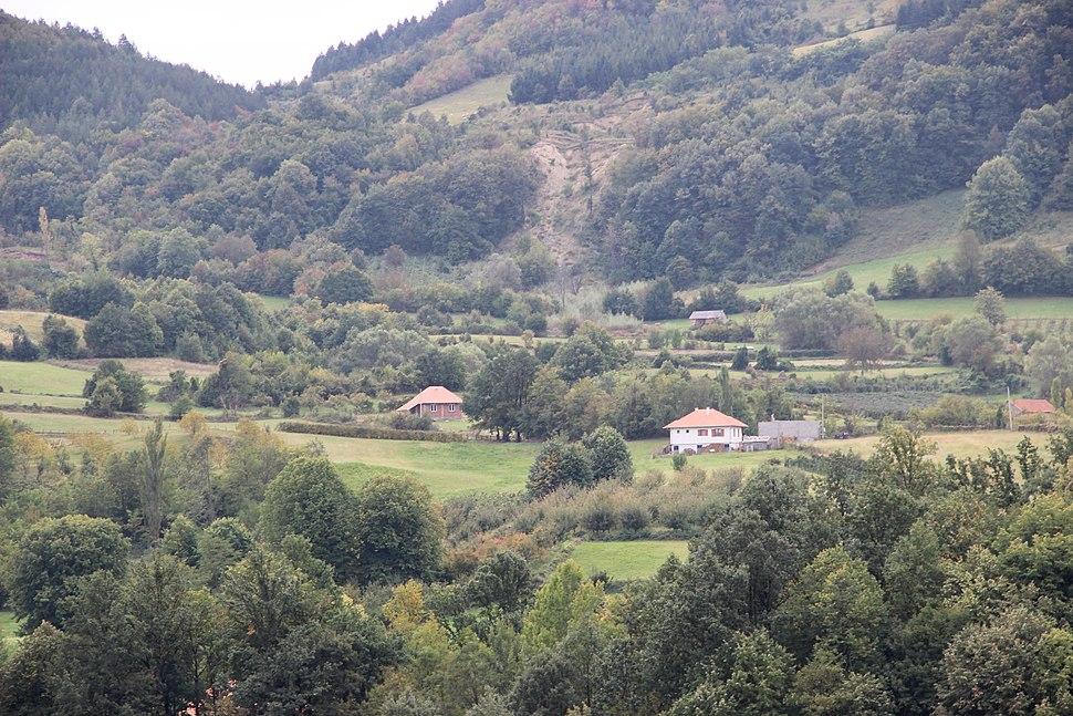 Sitarice - opština Valjevo - zapadna Srbija - panorama 13