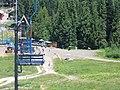 Skibowl lift in summer (15984292650).jpg