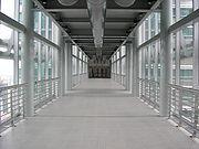 Zewnętrzny most w Petronas Towers