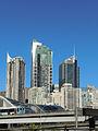 Skyscrapers from Western Distributor.jpg