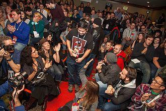 Slamdance Film Festival - Slamdance Award Ceremony 2015