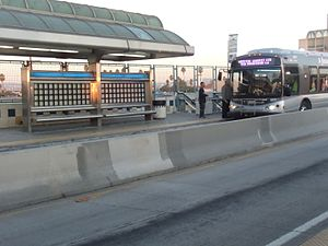 Los Angeles Metro Busway