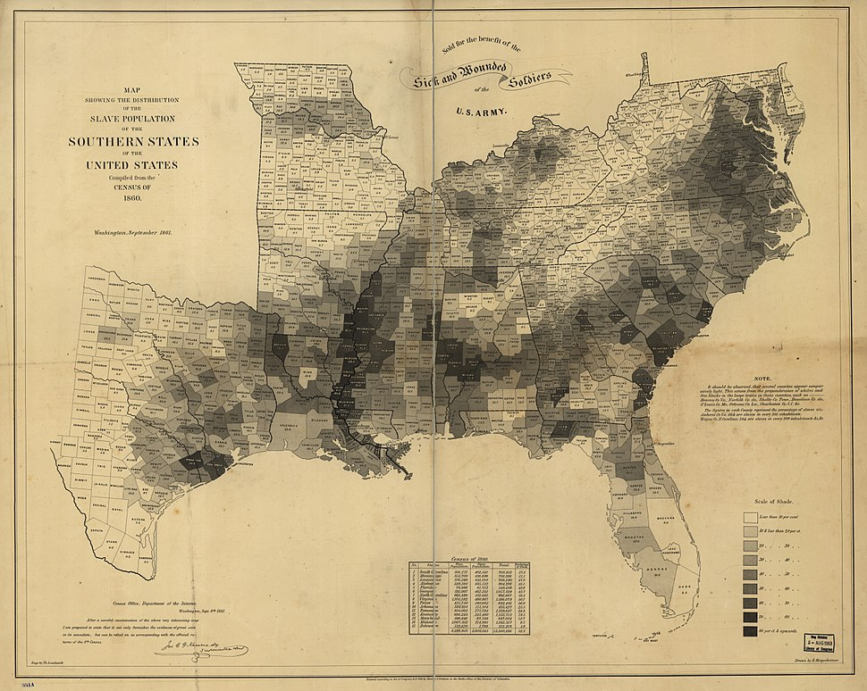 SlavePopulationUS1860