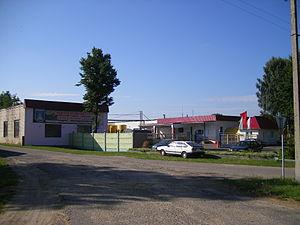 Slawharad - Slawharad cheese factory.