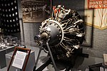 Sloan Museum July 2018 22 (1942 Pratt & Whitney aircraft engine).jpg
