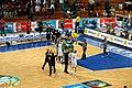 Slovenia - Croatia at Eurobasket 2009 4.jpg
