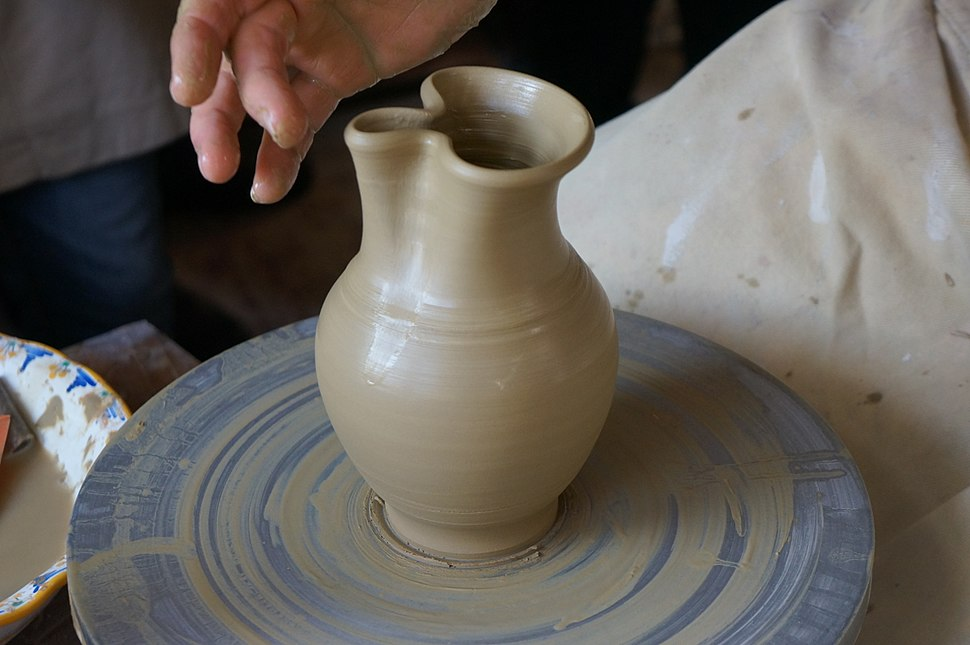 Small pottery factory in Modra 09