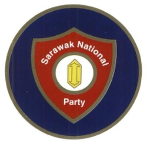 Sarawak National Party - Image: Snap sarawak Logo