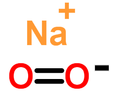 Sodium superoxide2D.png