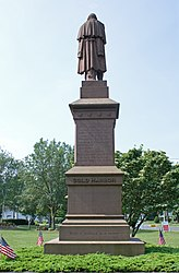 Soldiers' Monument for American Civil War in Granby, Connecticut 3.jpg