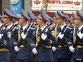 Soldiers during the Independence Day parade in Kiev, 2008.JPG