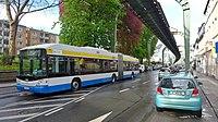Solingen trolleybus 964 Vohwinkel, 2016 (02).JPG