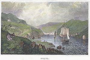 Solva - Solva c.1830