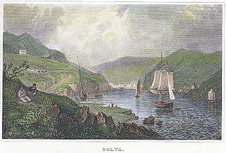 Solva: Pembrokeshire