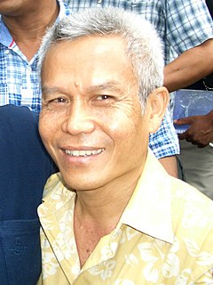 Sombath Somphone Laotian activist
