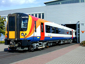 Brian Souter - South West Trains Class 444