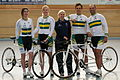 South Australian Paralympic Cyclists 2012.jpg