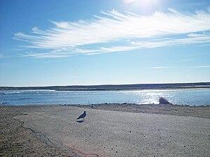 Glace Bay - Glace Bay shoreline
