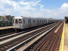 F (New York City Subway service) - Wikipedia