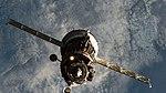 Soyuz MS-12 spacecraft approaching the docking port (1).jpg