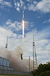 SpaceX CRS-14 Falcon 9 rocket lifts off (KSC-20180402-PH AWG06 0022).jpg