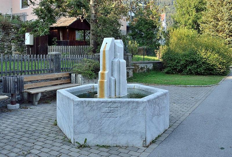 File:Sparkassenbrunnen Murau.jpg