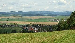 Spišské Tomášovce Village in Slovakia