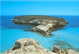 Riserva Naturale Orientata Isola Di Lampedusa Wikipedia