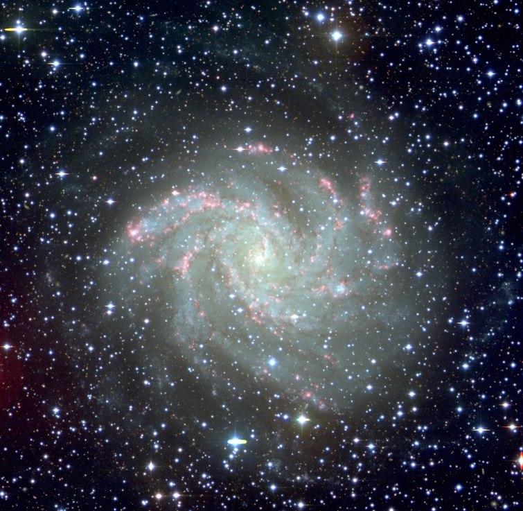 SpiralGalaxy NGC6946