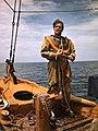 Sponge diver John Gonatos- Tarpon Springs, Florida (8144436938).jpg