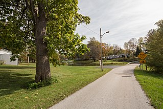 Spring Lake, Indiana Town in Indiana, United States