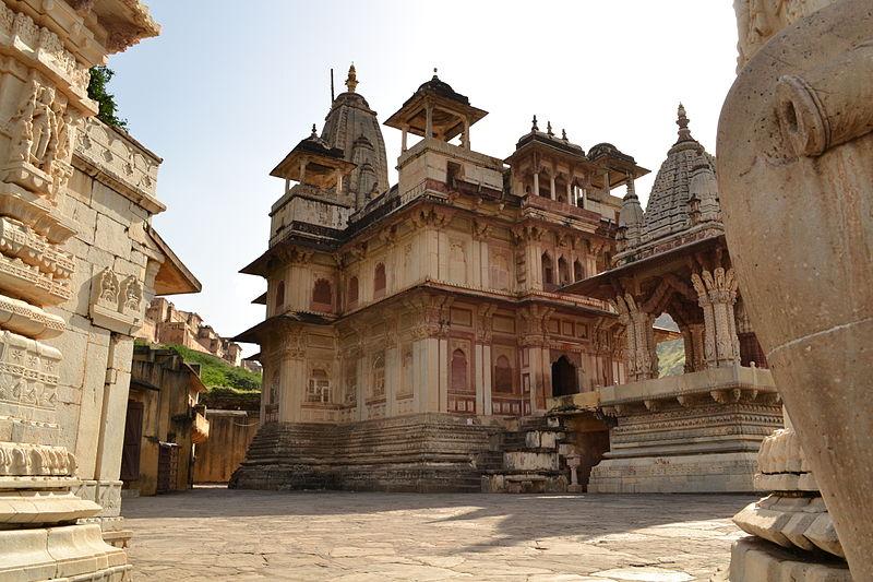 Srijagat Siromaniji Temple