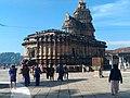 Sringeri, Sri Vidyashankara Temple.jpg