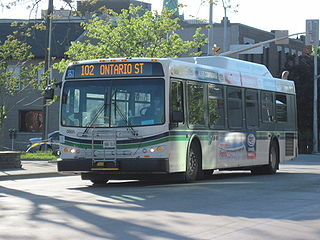St. Catharines Transit