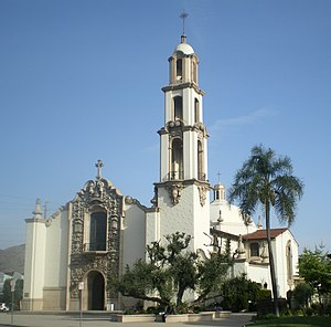 St. Charles Borromeo Church (North Hollywood) - St. Charles Borromeo, 2008