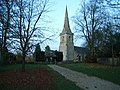 St. Mary's Church, Lower Slaughter - geograph.org.uk - 280940.jpg