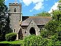 St. Michael the Archangel's church, Felton - geograph.org.uk - 1356886.jpg