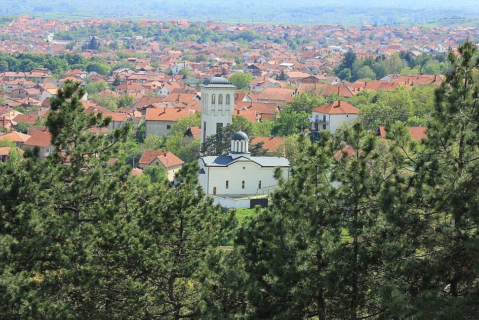 St. Nicholas church, Vranje, Srbija (4)