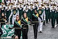 St. Patrick's Day Parade (2013) - Colorado State University Marching Band, Colorado, USA (8565180489).jpg