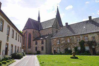 Herzebrock-Clarholz - Herzebrock Monastery