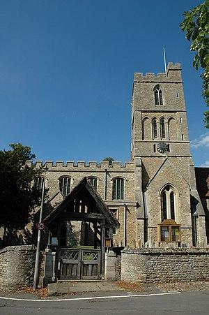 Felmersham - St Mary's Church, Felmersham