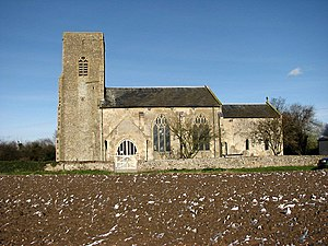 Barford, Norfolk - Image: St Botolph's Church geograph.org.uk 675511