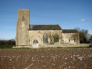 Barford, Norfolk - Image: St Botolph's Church geograph.org.uk 675511