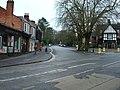 St Botolph's Road, Junction with London Road, Sevenoaks, Kent - geograph.org.uk - 1128898.jpg