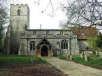 St Margaret Stradishall - geograph.org.uk - 1236736.jpg