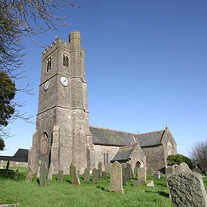 Atherington, Devon - St Mary's Church, Atherington
