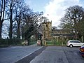 St Mary's Parish Church, Penwortham and Lych Gate - geograph.org.uk - 670110.jpg